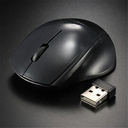 USB Wireless Mini Mouse Computer Power Saving