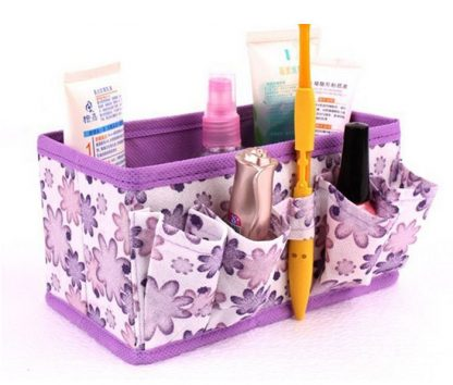 Women Girls Travel Cosmetic Toiletry Organizer Bag