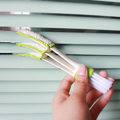 Keyboard Blind Car Vent Versatile Brush Cleaning Tool