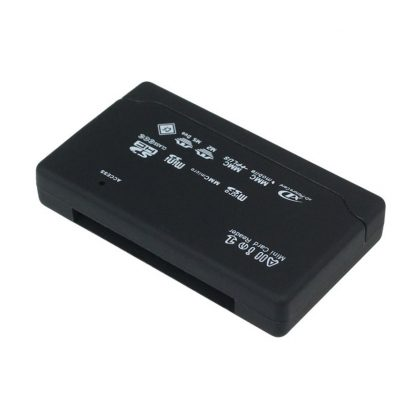 USB 2.0 Card Reader SD XD MMC MS CF TF Micro SD M2 Adapter