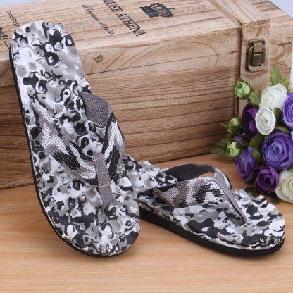 Camouflage Men Flip Flop Sandal Slipper