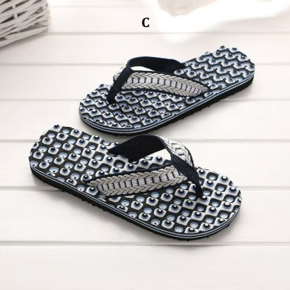 Summer Men Flip Flop Shoe Sandal Slipper