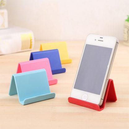 Mini Portable Plastic Mobile Phone Holder