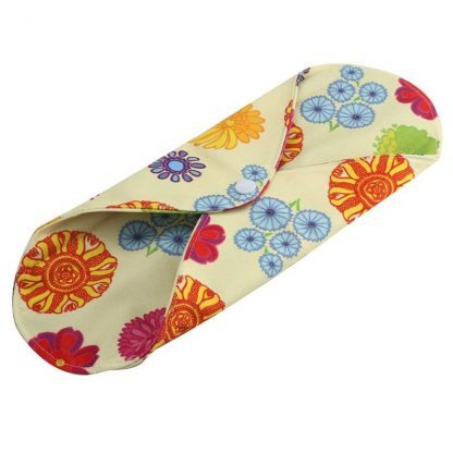 Reusable Bamboo Cloth Washable Women Menstrual Pad