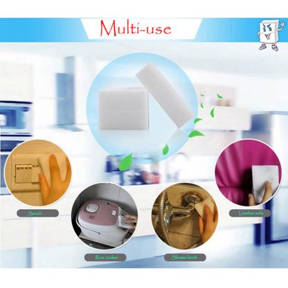 20 Pieces Nano Melamine Magic Sponge Eraser Cleaning