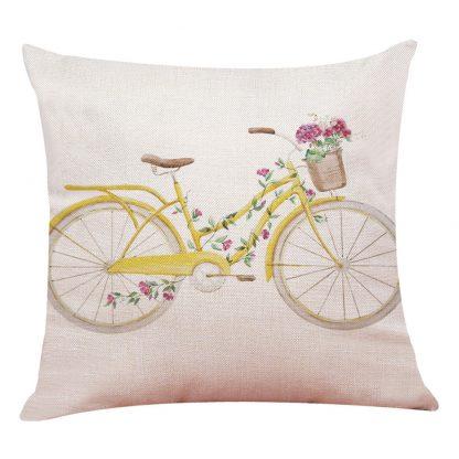Spring Theme Pillow Case Cover Home Decor