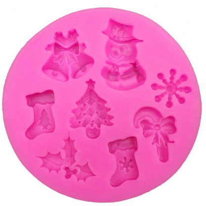 Silicone Mini Non Stick Round Mold