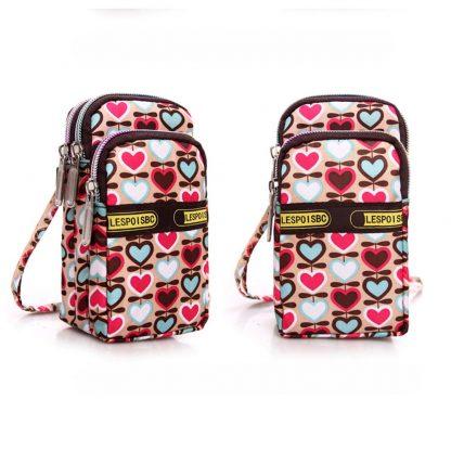 Convenient Mini Wrist Pack Bag Women Fashion