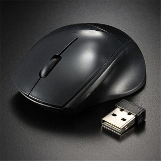 USB Wireless Mini Mouse Computer Power Saving