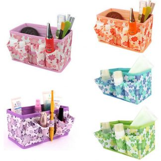 Women Girls Travel Cosmetic Toiletry Organizer Bag