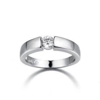 Simple Design Women Fashion Jewelry Ring
