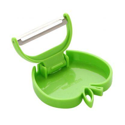 Mini Portable Stainless Steel Vegetable Fruit Peeler