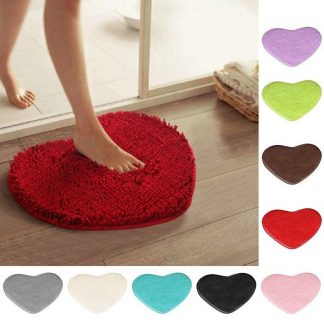 Anti-Skid Fluffy Shaggy Area Rug Floor Mat