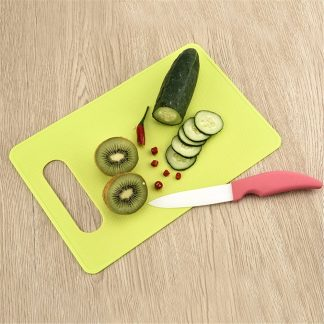 Non-Slip Fruit Vegetable Cutting Board