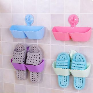 Plastic Shoe Shelf Stand Organizer Wall Rack