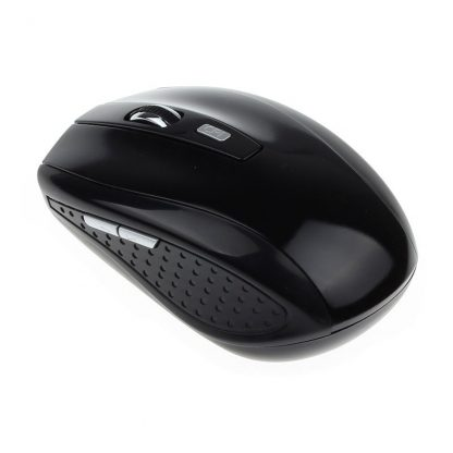 Portable 2.4G Wireless Optical Mouse For Computer PC Laptop