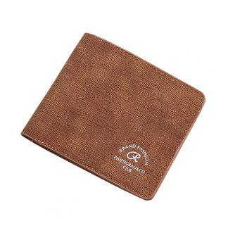 Elegant Bifold Credit Card Money Cash Men PU Leather Wallet