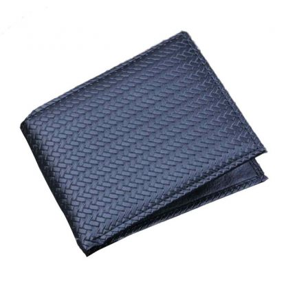 variatiBifold Business Credit Card Money PU Leather Men Wallet ons