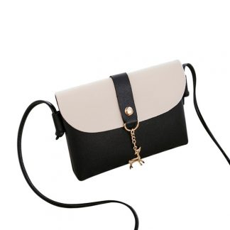 Charming Deer Design Shoulder Messenger Women Girls Hand Bag