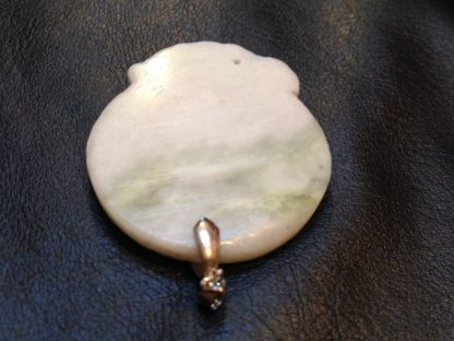Kirin Handmade Jade Pendant