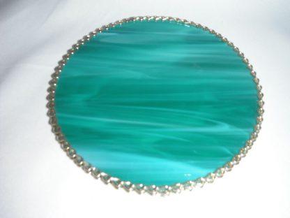 Stained Glass Handmade Round Sun Catcher